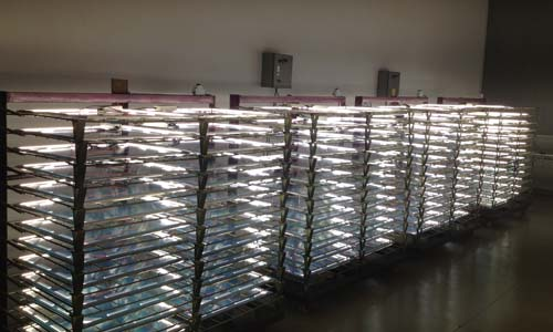 48 hours aging test for led panel lights