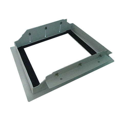 dual frame for mount canopy light