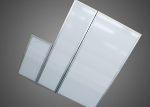 different sizes of rectangular led panel