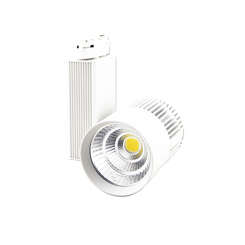 cob led side driver tracklight