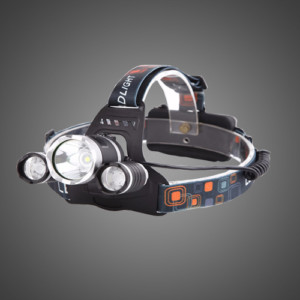 3bulb led headlamp